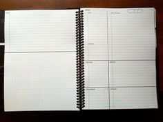 GTD notebook great for those who can't or don't want to handle tech. I had one of these 13 years ago.