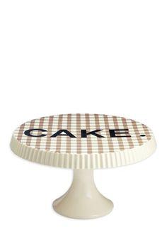 Rae Dunn Clay Cake Plate