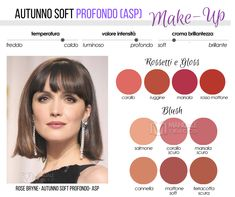 Soft Autumn Makeup, Soft Autumn Color Palette, Fall Makeup, Soft Autumn Deep, My Beauty Routine, Cool Skin Tone, Seasonal Color Analysis, Mom Hairstyles, Fall Hair Colors