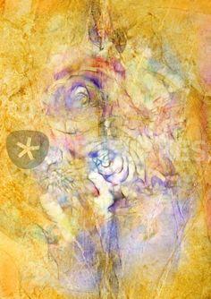 """""""Zartheit"""" Digital Art als Poster und Kunstdruck von claudiag bestellen. - ARTFLAKES.COM"""