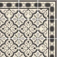 Carrelage carreau ciment MAIF002 - Comptoir du Cérame