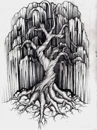 Image result for willow tree tattoo tumblr