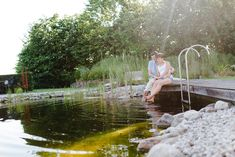 Paarshooting Sommer in Winklarn am Badeteich Pond, Summer Recipes
