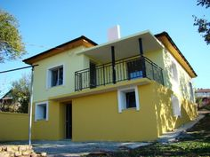 For sale a solid fully renovated two-storey house in a village 15 km away from Burgas city, Kameno municipality, Burgas Region