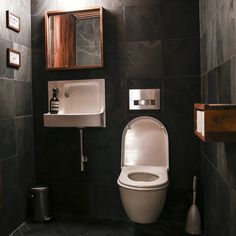 We need to have a talk about restaurant bathrooms. Because there is one that is better than all others.