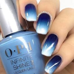 Create Ombré Nails With This Easy Tutorial