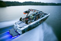 MasterCraft X-55. Mastercraft makes my favorite boats! Currently saving for one!!!!