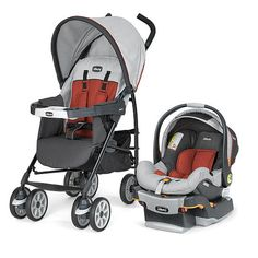 Our friends at Chicco are giving away a product a day for 100 days! Today's prize is a Chicco Neuvo Travel System in Veranda. Enter for your chance to win at pnmag.com/chicco.