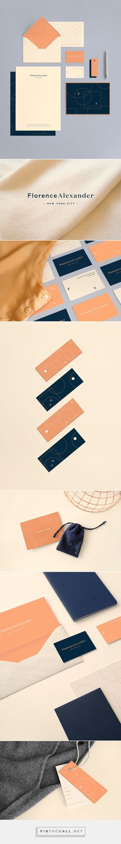 Florence Alexander on Behance | Fivestar Branding – Design and Branding Agency & Inspiration Gallery