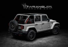 This Is What the 2018 Jeep Wrangler Will Look Like, Basically  - RoadandTrack.com