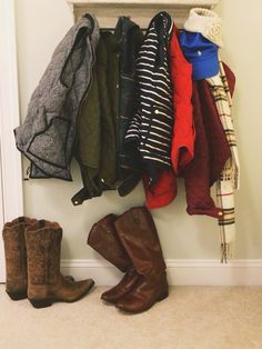 prep essentials: frye boots, cowgirl boots, tartan, polo, j crew quilted vests, barbour jacket. This is too cute!!!