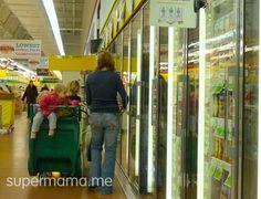 10 خطوات للتسوق مع طفلك بسهولة | سوبرماما