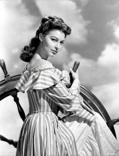 Ava Gardner as Julie, Show Boat (M-G-M, 1951)