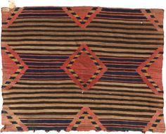 Navajo Blanket | 1880.