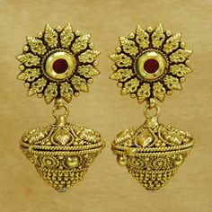Make a Statement Every Day With Traditional Earrings