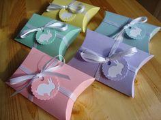 Pra Gente Miúda: Caixinhas com rolo de papel higiênico para páscoa