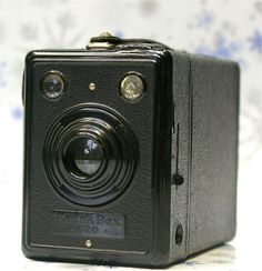 Vintage German Kodak Box 620 Camera 19391940 by CanemahStudios, $42.00