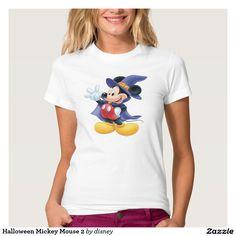 Halloween Mickey Mouse 2. Producto disponible en tienda Zazzle. Vestuario, moda. Product available in Zazzle store. Fashion wardrobe. Regalos, Gifts. #camiseta #tshirt