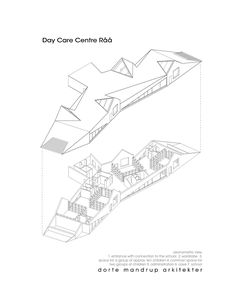 Image 30 of 30 from gallery of Råå Day Care Center / Dorte Mandrup Arkitekter. Axonometric
