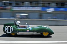 lotus 11 - Had one for a short time. Didn't drive it much less race it although it was a pure racer. Bought it to sell, which we did.