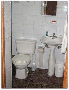 Detalle del baño Colonial, Toilet, Bathroom, Washroom, Flush Toilet, Full Bath, Toilets, Bath, Bathrooms