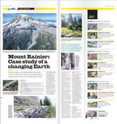 """Losing Paradise"" special section, pgs. 2-3 of 16, by The News Tribune and The Olympian, Dec. 21, 2014"
