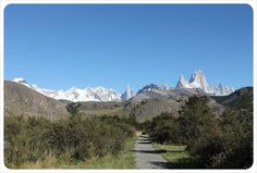 el chalten hiking path