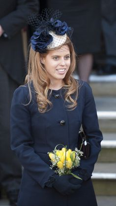 Princess Beatrice of York is the elder daughter of Prince Andrew, Duke of York, and Sarah, Duchess of York. She was born on August 8, 1988. She is sixth, and the first female, in the line of succession to the throne of England.