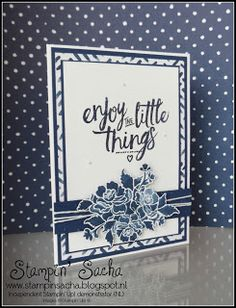 Stampin' Up! Jaarcatalogus 2016-2017: Floral Boutique + Layering Love