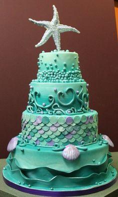 Beach cake :)