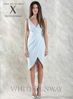 Lola Dress by Leah Da Gloria X White Runway