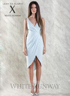 Lola Dress by Leah Da Gloria X White Runway