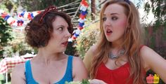 Celebrate a 'GLUTEN FREE FOURTH' with JustBoobs Sketch!
