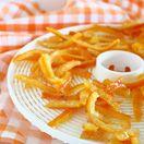 DIY Candied Orange Peel