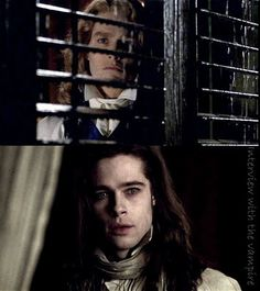 Interview with the Vampire-  lestat de lioncourt and louis de pointe du lac