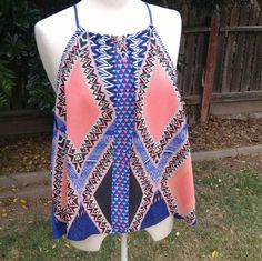 Beautiful top Polyester Tops Tank Tops