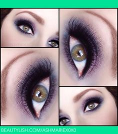 Smokey Eyes | Ashley H.'s (ashmariex0x0) Photo | Beautylish