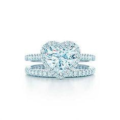 Tiffany Soleste Heart Engagement Rings | Tiffany & Co.