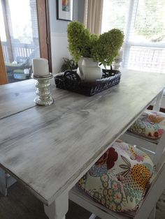 Vanilla Bean: Breakfast Table Gets a New 'Do