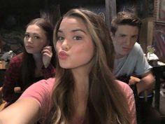 Paris, Kelli, and Jake