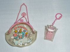 My Melody coin purse and whistle