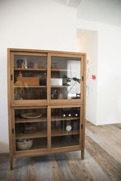 Okinawa Prefecture Yomitan Village Indigo (Indigo) such as cupboards and dining tables cabinets etc. according to your living Handmade Wood Furniture, Home Decor Furniture, Kitchen Furniture, Furniture Design, Kitchen Decor, Furniture Dolly, Furniture Ideas, Dining Room Hutch, Living Room Cabinets