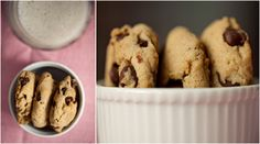 The only vegan chocolate chip cookie recipe you will ever need.  Great recipe and beautiful images from Meg Fahrenbach, Tea & Brie Photography 2011