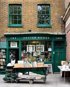 Chiswick book shop