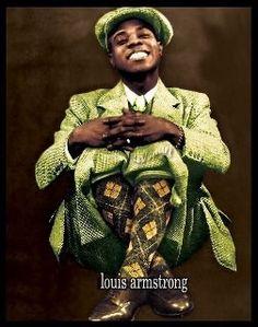 En Esto Creo- Louis Armstrong