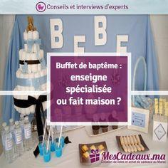 Buffet de baptême : enseigne spécialisée ou fait maison ? Aide, Bar Cart, Creations, Furniture, Home Decor, Home Made, Tips, Gift, Decoration Home