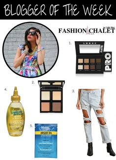 Blogger of the Week: Erika Marie of Fashion Chalet - SIMPLY STYLIST