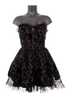 Hell Bunny Dresses - Petal Dress - www.jackoflondon.co.uk
