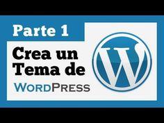 Tutorial Wordpress desde cero 2014 -- Video 1: Introducción al curso   https://wordpress.com/