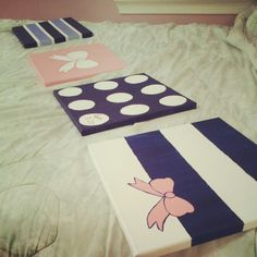 When you find your own crafts pinned on pinterest >>> so weird